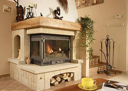 la cheminee insert foyer po le. Black Bedroom Furniture Sets. Home Design Ideas